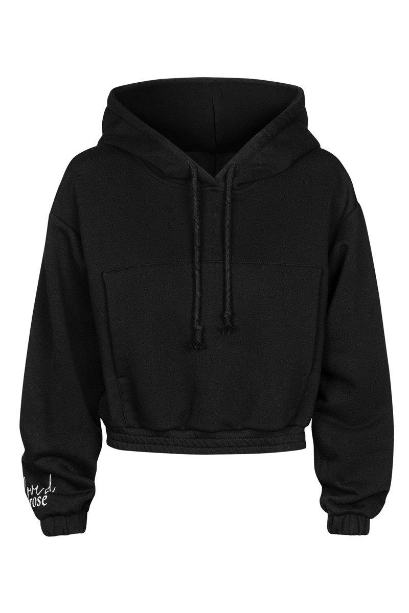 Naomi black hoodie