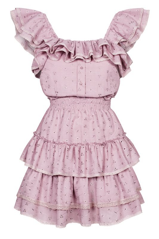 Sukienka Mona light pink