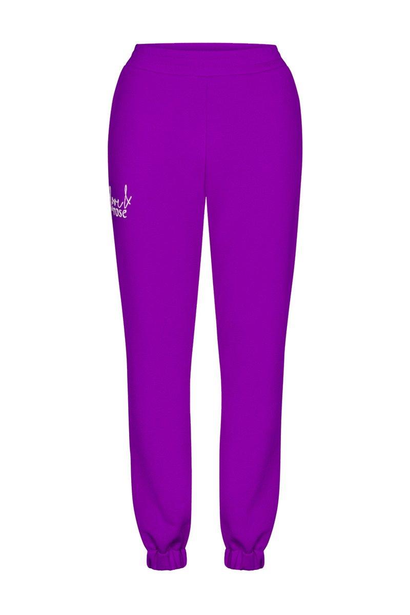Bluza dresowa Naomi purple
