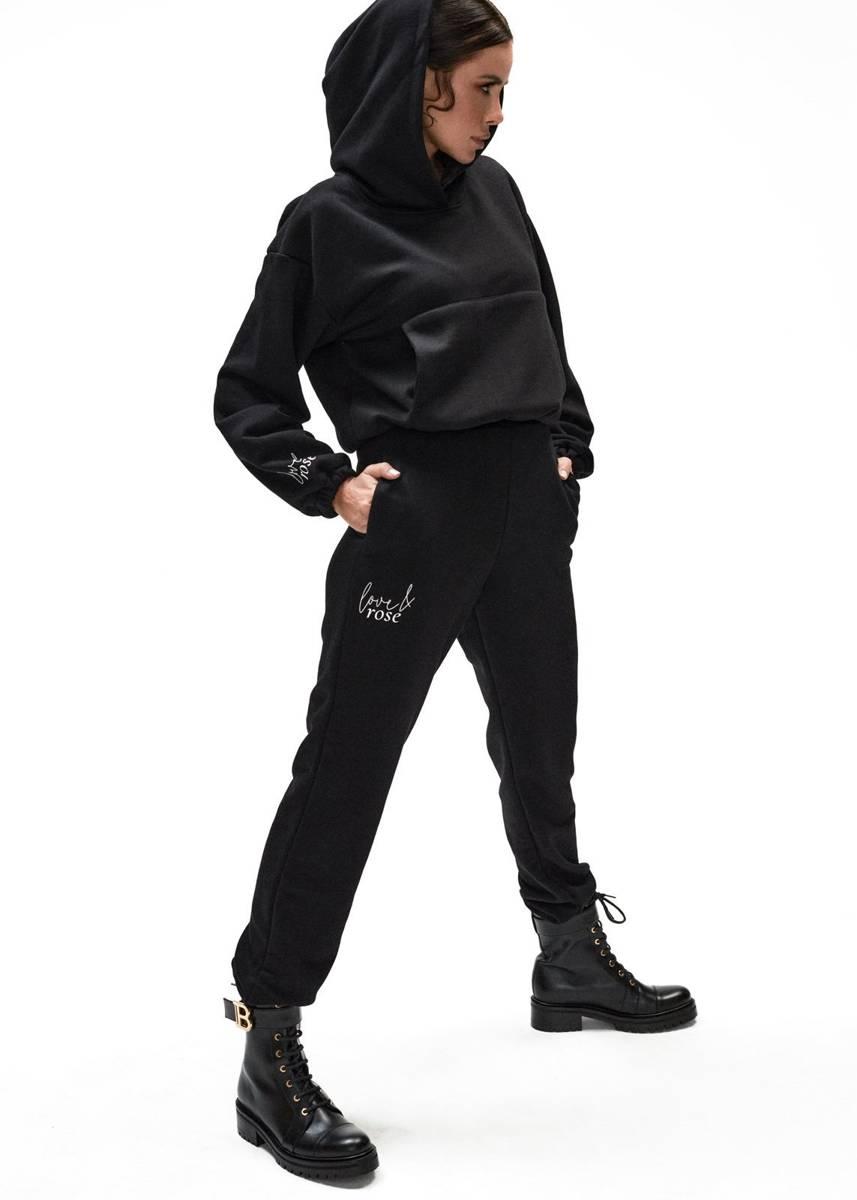 Spodnie dresowe Naomi black